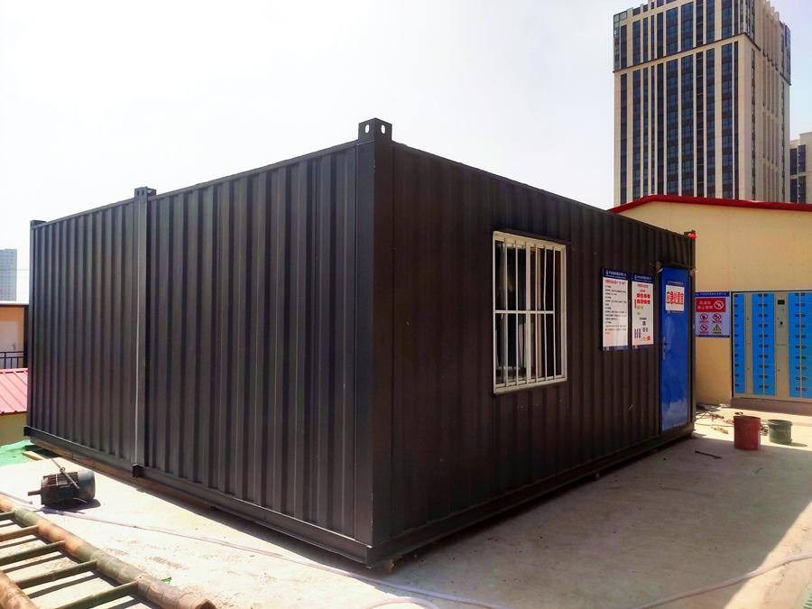 集装箱房屋、打包箱
