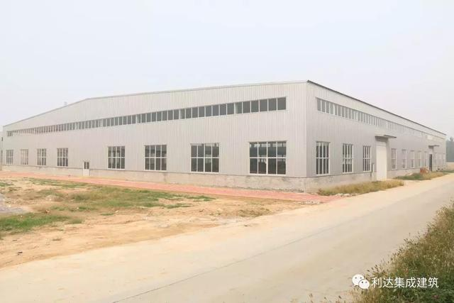 利达案例|欧盟援建塞舌尔钢结构渔业加工厂项目